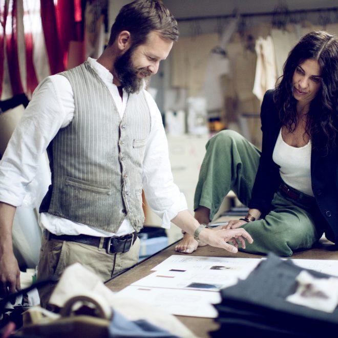 5 نصائح كي تجعل شركتك الناشئه في عالم الازياء ناجحه. الجزء الاول