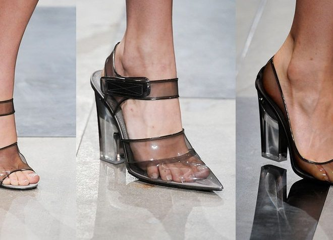 5 top shoe fashion trends for Spring 2016